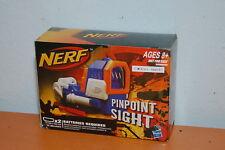 Nerf Pinpoint Sight Elite Rebelle Strike Mount Mission Kit Hasbro New