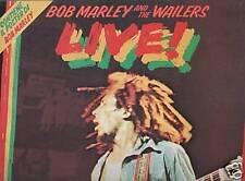 BOB MARLEY & THE WAILERS LIVE! island ORL 19376  LP IT
