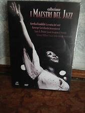 Collezione I Maestri Del Jazz* cofanetto 4 Dvd*Nuovo