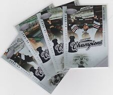 10-11 2010-11 CERTIFIED CHAMPIONS /500 - FINISH YOUR SET LOW SHIPPING RATE