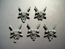 Space Marine Grey Knight Personal Teleporter Backpacks bits