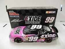 Jeff Burton #99 Exide Batteries NASCAR Die Cast 1:24 Scale 071013ame4