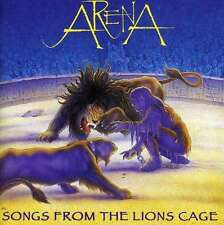 CD Arena-songs from the Lion 's cage (new & sealed)