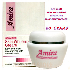 GENUINE NEW AMIRA Advanced CREAM 60g fairer & more radiant skin in just 7 days