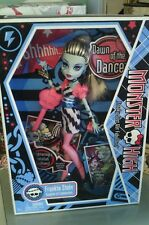 2009 Frankie Stein Monster High Doll  Dawn of the Dance NRFB