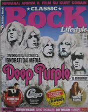 CLASSIC ROCK 29 2015 Deep Purple Jethro Tull Ozric Tentacles Terry Kath Slipknot