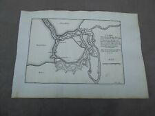PLAN 1695: CONDE (Pays Bas).