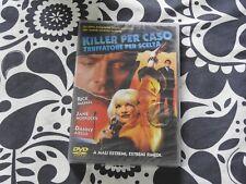 DVD - KILLER PER CASO TRUFFATORE PER SCELTA - SIGILLATO