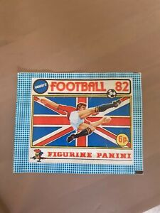 Panini Football 82 Sticker Pack