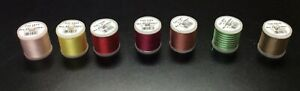RAYON MADEIRA EMBROIDERY THREAD NO.40 -- MANY COLORS