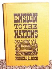 RARE Mormon Book History of the LDS Church 1846 to 1972 Ensign to the Nations HB