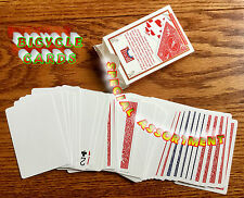 BICYCLE CARDS ASSORTED DECK (Special Gimmicked Cards for creating Special Magic)