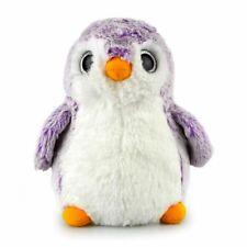Korimco 23cm Sparkle Penguin Kids Soft Animal Plush Stuffed Toy 3y Purple