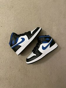 Nike Air Jordan 1 Mid Racer Blue 2020 GS/Sneaker/Neu/OVP/Gewerbe