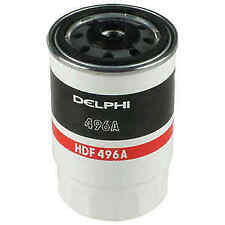 Delphi Diesel Fuel Filter HDF496 - BRAND NEW - GENUINE - 5 YEAR WARRANTY
