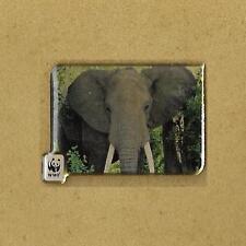 ELEPHANT 1986 WORLD WILDLIFE FUNDS WWF ACTIVA PIN