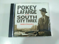 Pokey Lafarge And The South City Three Middle Of Everywhere 2011 CD - 2T