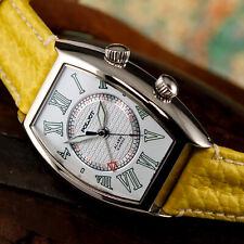 POLJOT Signal 2612 Tonneau Wecker Alarm russische mechanische Uhren