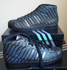 NEW AUTHENTIC ADIDAS PRO MODEL XENO  REFLECTIVE  SHOES US 10.5