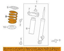 Chevrolet GM OEM 15-18 Impala Rear Suspension-Coil Spring 22878996