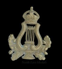Army Musician/Bandsman's Arm Badge. A Cast Indian Version