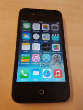 Apple iPhone 4 - 8GB - Black (Parts only) Fully Working - Must read description!