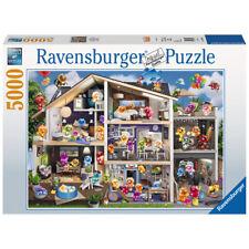Ravensburger 17434 Gelini Puppenhaus 5000tlg Puzzle