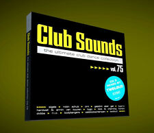 Club Sounds Vol. 75 (3 CDs) *** NEU & OVP in Folie ***