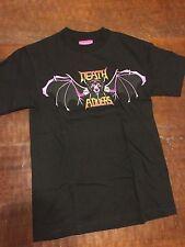BRAND NEW! MISHKA Men's Black TShirt: Death Adders <<Small>>