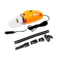 Mini Car Vacuum Cleaner Portable Handheld Aspirateur Voiture Wet