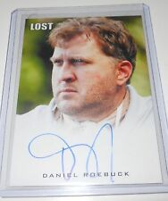 LOST Rittenhouse Autograph Trading Card DANIEL ROEBUCK (Agents of Shield)