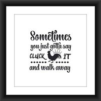 Motivational Quote Print Inspirational ,Wall Art Quote A4 Sometimes