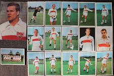 Fußball Football 17 BILDER BERGMANN BUNDESLIGA 1965-1966  * VfB 1893 STUTTGART *