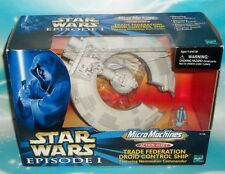 Star Wars Episode I Action Fleet Trade Federation Droid Control Ship NEW HTF