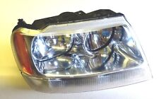 Jeep Grand Cherokee Front Right Offside Headlight Headlamp WJ WG 99-05 & 2.7 CRD