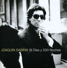 Joaqu n Sabina, Joaquín Sabina, Joaquin Sabina - 19 Dias y 500 Noches [New CD]