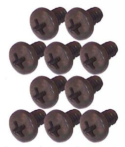 Porter Cable 10 Pack Of Genuine OEM Replacement Screws # 874117-10PK