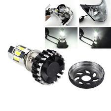 Universal 12V H4 Motorcycle LED Bulb 35W High/Low Headlight Bulbs Scooter Bike
