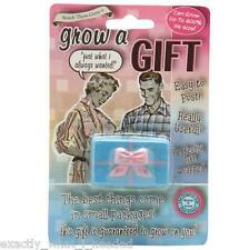 Grow Your Own Gift Birthday Present Fun Funny Novelty Party Adult Gift Present