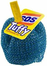 S.O.S. Tuffy Nylon Dishwashing Pads 1 Ct (case - 24)