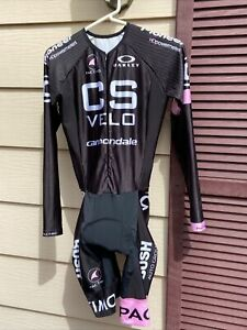 Men's  Triathlon Tri Suit Skinsuit Speedsuit Cycling size Small