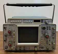 Vintage Tektronix 475 Dual Channel Oscilloscope With Dm 44 Multimeter
