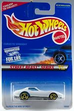 Hot Wheels No. 560 Street Beast Series #4 Corvette Stingray w/SB's New On Card