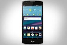 NEW LG PHOENIX 2 - 16GB - Black 5 inch Smartphone 4G LTE (Unlocked GSM)