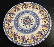 Ceramic Cabinet Wall Decor Plate Trivet Hand Made In Spain De La Cal Barreira*