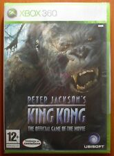 Pal version Microsoft Xbox 360 King Kong