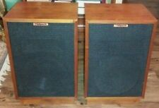 One pair KLIPSCH HERESY II Speakers