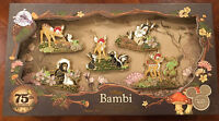 D23 Expo 2017 Exclusive Disney Bambi Pin Set Limited Edition 300 NIB