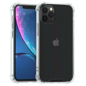 Apple iPhone 12, iPhone 12 Pro Back Case Cover Transparent