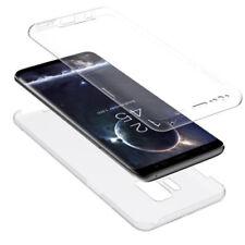 Samsung Galaxy S9 Plus Bumper Schutz komplett vorne hinten Case Silikon Fullbody